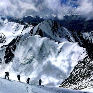 One could spend a lifetime exploring the Himalaya and not see it all